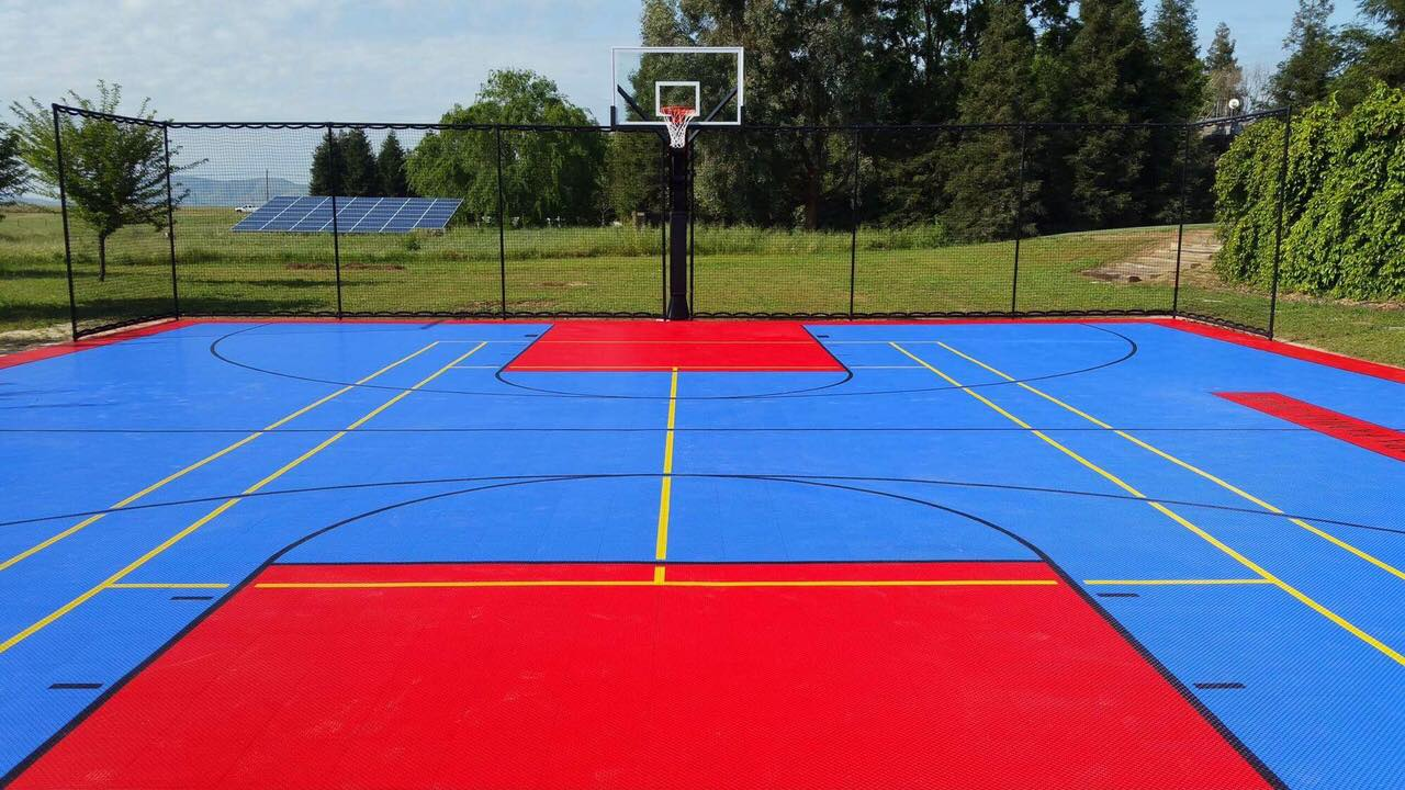 Snap Basketball Court Courts Greens