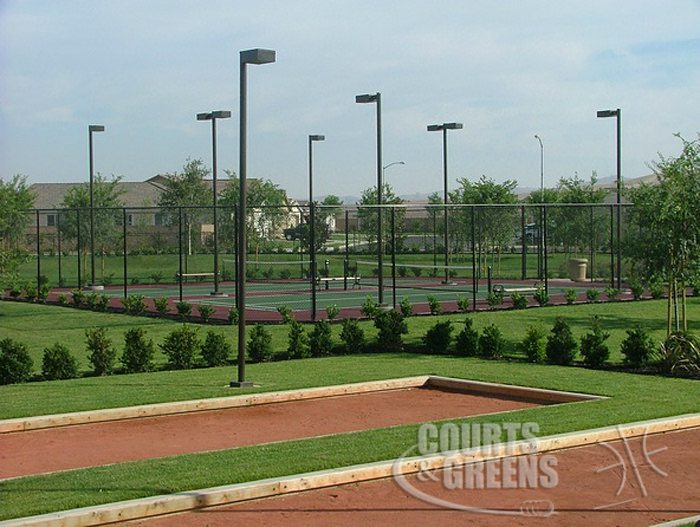 professional multi sports by Courts and Greens in Bakersfield