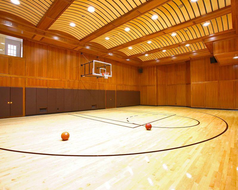 Custom Indoor Courts